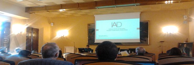 Prezentacija IAD-a na ICARUS Meeting u Madridu