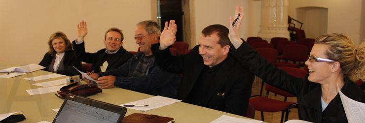 Osnivačka skupština IAD-a