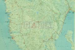 Područje nadležnosti Državnog arhiva u Pazinu