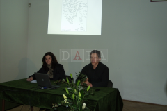 mr. sc. Sandi Blagonić: Kako državna granica stvara nove granice: jezični i etnički identiteti u sjevernoj Istri (30.1.2008.)