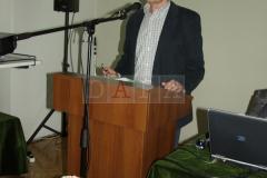 prof. dr. sc. Josip Jurčević: Istra u Hrvatskom domovinskom ratu (28.4.2010.)