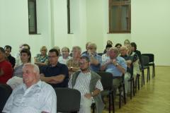 dr. sc. Davor Mandić: Istarski egzodusi u kontekstu, političkih, gospodarskih i inih prilika u XIX. i XX. stoljeću (23.9.2009.)