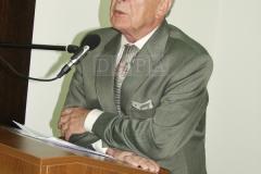 dr. sc. Mario Mikolić: Istarske fojbe kao povijesna činjenica i politička manipulacija (14.4.2008.)