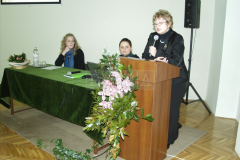 mr. sc. Alida Perkov: Institucionalna podrška gospodarstvu Istre od 1850. do 1918. (27.1.2010.)