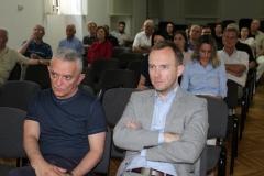 dr. sc. Jakša Raguž: Istra 1991. godine - javni red i mir na prostoru Policijske uprave Pula u ozračju Domovinskog rata (30.5.2018.)
