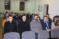 akademik Franjo Šanjek: Doprinos Istrana razvoju znanosti na europskom Zapadu (12.-16. st.) (24.4.2013.)