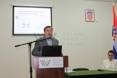 dr. sc. Mario Sošić: Geopolitičko određenje pripadnosti Istre: od I. svjetskog rata do Domovinskog rata (18.2.2015.)