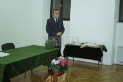 mr. sc. Alojz Štoković: Bratovštine – udruge sa stoljetnom tradicijom (28.11.2007.)