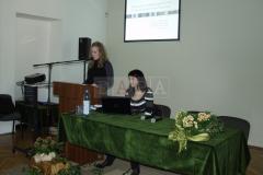 doc. dr. sc. Sandra Tamaro: Romanizmi iz rukopisnoga Rječnika boljunskih govora Ivana Francetića (30.3.2011.)
