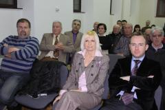 mr. sc. Tatjana Tomaić: Hrvatsko – slovenski granični spor u Istri (20.3.2013.)