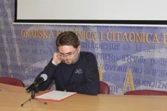 """Stručno-znanstveni skup """"Ishodišta tiskane riječi: 155 godina tiskarstva u Istri (1859.-2014.)"""" (4.11.2014.)"""