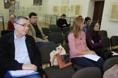 """Znanstvena radionica """"Matične knjige kao izvor za povijesnu demografijuˮ (3.10.2014.)"""