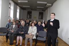"""Okrugli stol """"Ivan Grah – crkveni arhivist i povjesničar"""" (23.4.2012.)"""