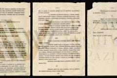 HR-DAPA-860 Državni arhiv u Pazinu, 1960-1993, 11/1 Rješenje o osnivanju Arhiva (1960), trezor DAPA, kut. 11.