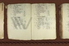 HR-DAPA-12 Pazinska knežija (Graffschaft Mitterburg, Contea di Pisino), 1571/1918[1919/1934], 1. Urbar (1571)