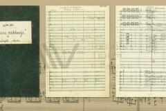HR-DAPA-970 Notni zapisi dirigenta, skladatelja i glazbenog pedagoga Nella Milottija, 20. i 21. st., Večernje meditacije (fragment), s.a.