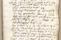 HR-DAPA-811 Podestat općina Labin i Plomin (Acta cancellariae Albona et Fianona) 1512/1797[1797/1814], Popis miraza Orse, kćeri Martina Velčića (23. svibnja 1588), knj. 6a, kut. 3
