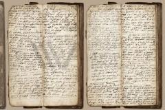 HR-DAPA-429 Zbirka matičnih knjiga, 1536/1923, 60. Matična knjiga krštenih Funtana (1737-1767), kut. 19