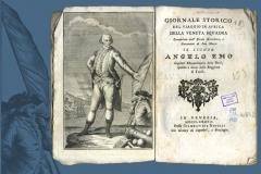 Giornale Storico del Viaggio in Africa della Veneta Squadra / Comandata il Signor' Angelo Emo, Venecija 1787.
