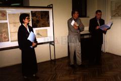 Katastarski planovi u Državnom arhivu u Pazinu (26.04.1999.)
