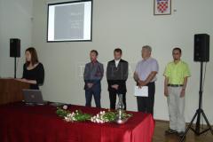 Mjesto i datum održavanja: Velika dvorana Državnog arhiva u Pazinu, 9. lipnja 2011. godine