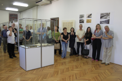 Predstavljanje izdanja održano je u sklopu obilježavanja Međunarodnog dana arhiva 9. lipnja 2014. godine u Pazinu i Rijeci.