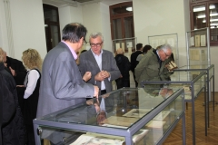 Predstavljanje izdanja održano je u Državnom arhivu u Pazinu povodom otvorenja izložbe u petak 27. studenog 2015. godine.