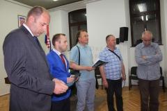 154. brigada Hrvatske vojske - Ratni put-mirnodopske slijednice tradicije (09.06.2016.)