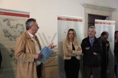 Otvorenje izložbe održano je u Zavičajnom muzeju Poreštine u Poreču u četvrtak 20. listopada 2016. godine.