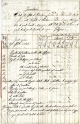 Popis bolničkog inventara bolnice za liječenje škrljevskog sifilisa; HR-DAPA-12, Pazinska knežija, 2.9.1. Zdravstvena zaštita, kut. 145, 1825.
