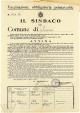 Obavijest o obaveznom cijepljenju; HR-DAPA-66, Općina Pazin, 8/e Epidemije..., kut. 21, 1924.