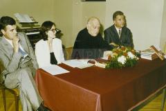 Predstavljanje izdanja održano je u Velikoj dvorani Državnog arhiva u Pazinu 28. lipnja 1996. godine.