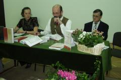 Predstavljanje izdanja održano je u Velikoj dvorani Državnog arhiva u Pazinu 22. svibnja 2007. godine.