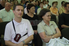 Predstavljanje izdanja održano je u Velikoj dvorani Državnog arhiva u Pazinu 28. studeni 2008. godine.