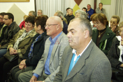 Predstavljanje izdanja održano je u Roču 27. listopada 2009. godine.