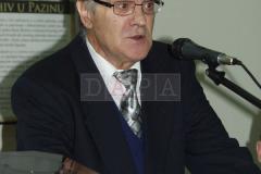 Predstavljanje izdanja održano je u Velikoj dvorani Državnog arhiva u Pazinu 22. prosinca 2010. godine.