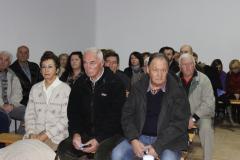 Predstavljanje izdanja održano je u Boljunskom Polju u prostorijama Stare škole 25. studenog 2011. godine.