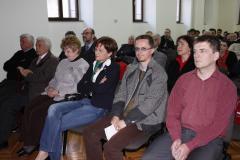 Predstavljanje izdanja održano je u Velikoj dvorani Državnog arhiva u Pazinu 14. ožujka 2012. godine.