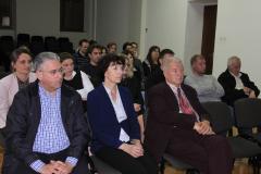 Predstavljanje izdanja održano je u Velikoj dvorani Državnog arhiva u Pazinu 13. svibnja 2013. godine.