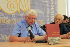 Predstavljanje izdanja održano je u Gradskoj knjižici i čitaonici Pula 9. rujna 2014. godine.