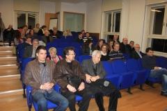 Predstavljanje izdanja održano je u Institutu Ivo Pilar u Zagrebu 26. veljače i u pulskoj podružnici Instituta Ivo Pilar u Puli 15. travnja 2015. godine.