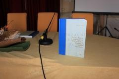 Predstavljanje izdanja održano je u Sveučilištu Jurja Dobrile u Puli u četvrtak 26. studenog 2015. godine.