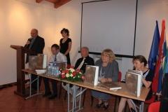 Predstavljanje izdanja održano je u dvorani CENKI-ja u Pićnu 16. kolovoza 2015. godine.