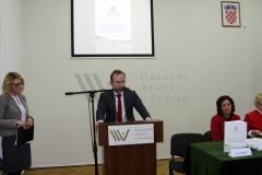 Predstavljanje izdanja održano je u Velikoj dvorani Državnog arhiva u Pazinu u četvrtak 10. prosinca 2015. godine.