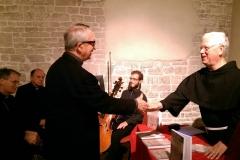 Predstavljanje izdanja održano je u samostanu sv. Franje u Puli u srijedu 28. rujna 2016. godine.