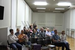 Predstavljanje izdanja održano je u Velikoj dvorani Državnog arhiva u Pazinu 9. lipnja 2017. godine.