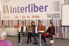 Predstavljanje izdanja održano je u četvrtak, 14. studenog 2019. na 42. Međunarodnom sajmu knjige Interliber u Zagrebu.