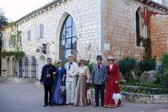 Predstavljanje izdanja održano je na Crvenom otoku (Sv. Andrija) pored Rovinja 5. studeni 2008. godine.