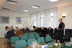 Predstavljanje izdanja održano je u Muzeju Mimara u Zagrebu 14. prosinca 2011. godine i u Vjećnici općine Tinjan 28. veljače 2012. godine.