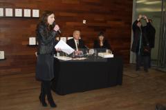Predstavljanje izdanja održano je u Museo Lapidarium u Novigradu 11. veljače 2011. godine.